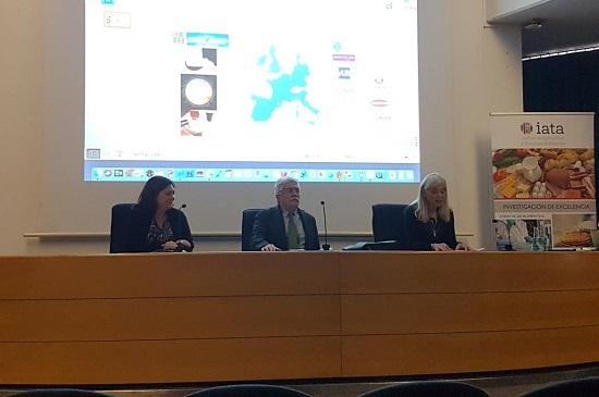 Reunión en el IATA del proyecto europeo Aromagenesis
