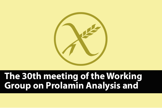 meeting of the Working Group on Prolamin Analysis and Toxicity