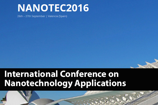 International Conference on Nanotechnology Applications