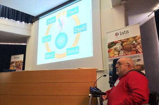 Conferencia Miguel Vicente